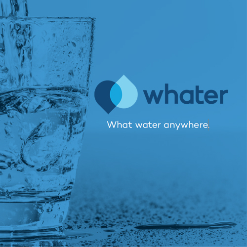 Whater | What water anywhere - Mobile